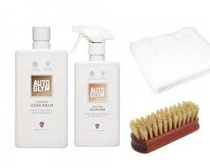 AutoGlym Leather Balm Cleaner 2x500ml ZESTAW GRATISY!