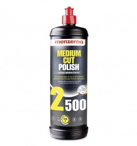 Menzerna Medium Cut Polish MCP2500 (PF2500) 1000ml