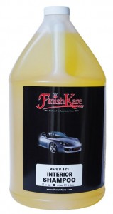 Finish Kare 121 Interior Shampoo 3800ml
